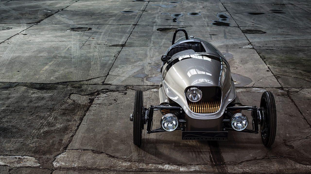Photo of مورغن تتحفنا بسيارة ذات ثلاثة عجلات ومحرك كهربائي