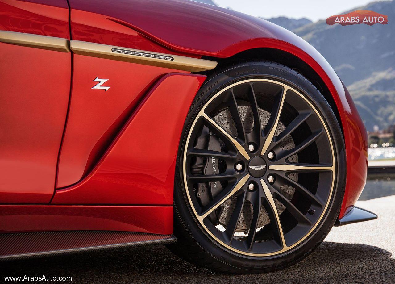 ArabsAuto Aston Martin Vanquish Zagato (2017) 3