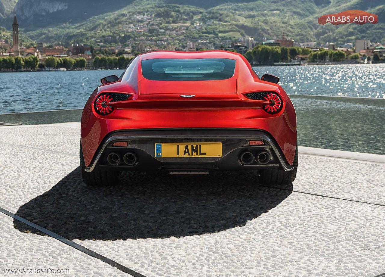 ArabsAuto Aston Martin Vanquish Zagato (2017) 5