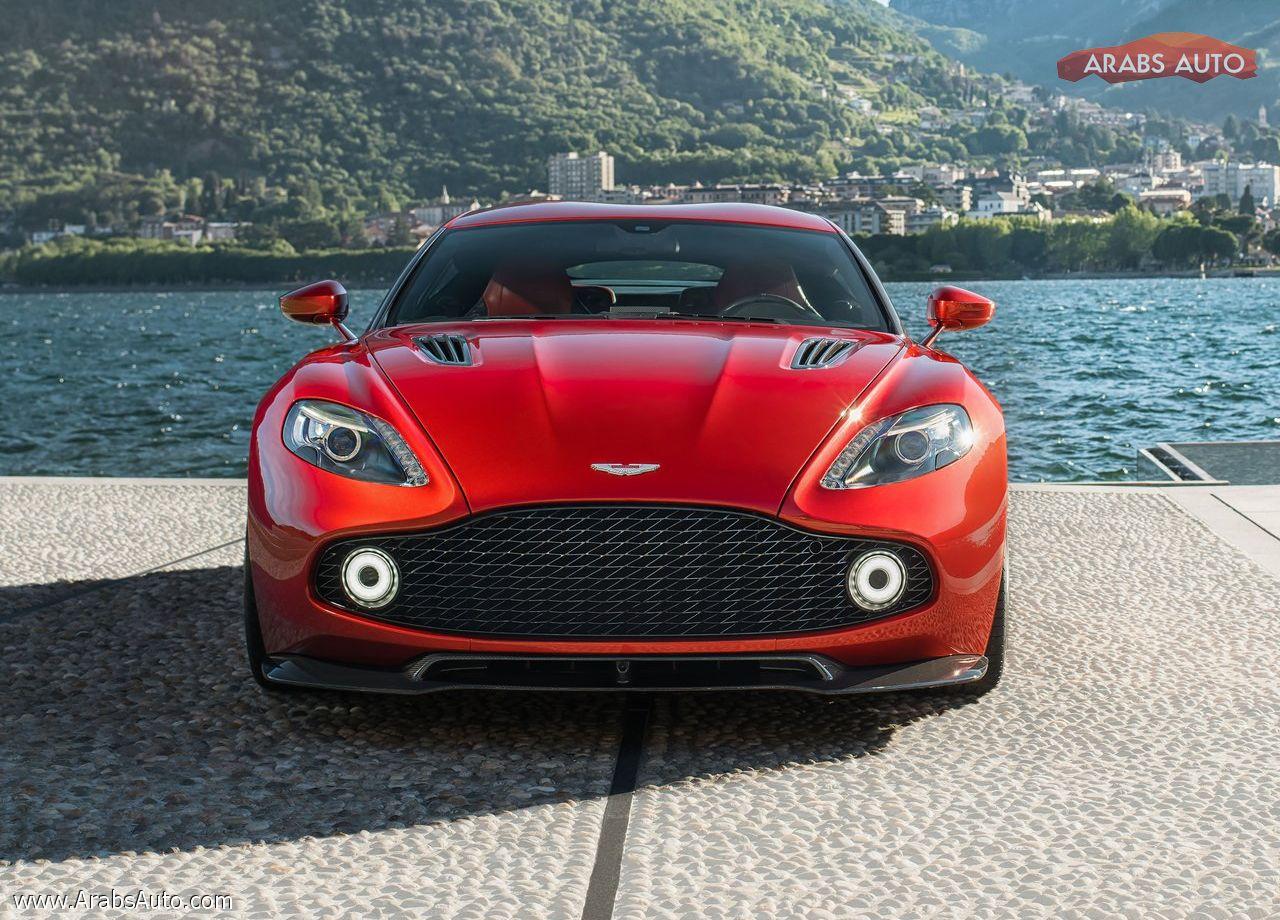 ArabsAuto Aston Martin Vanquish Zagato (2017) 6