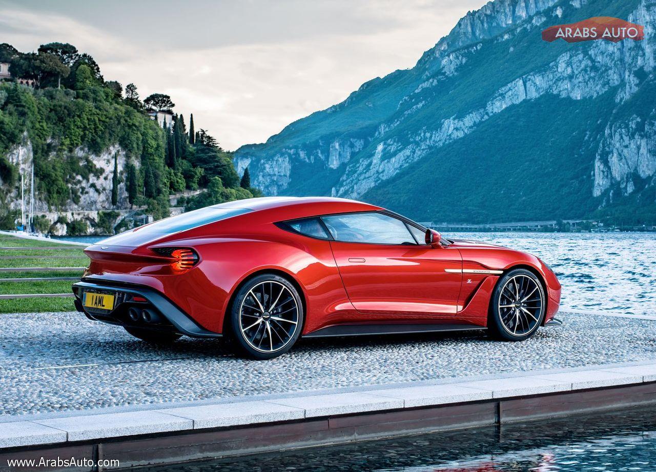 ArabsAuto Aston Martin Vanquish Zagato (2017) 7