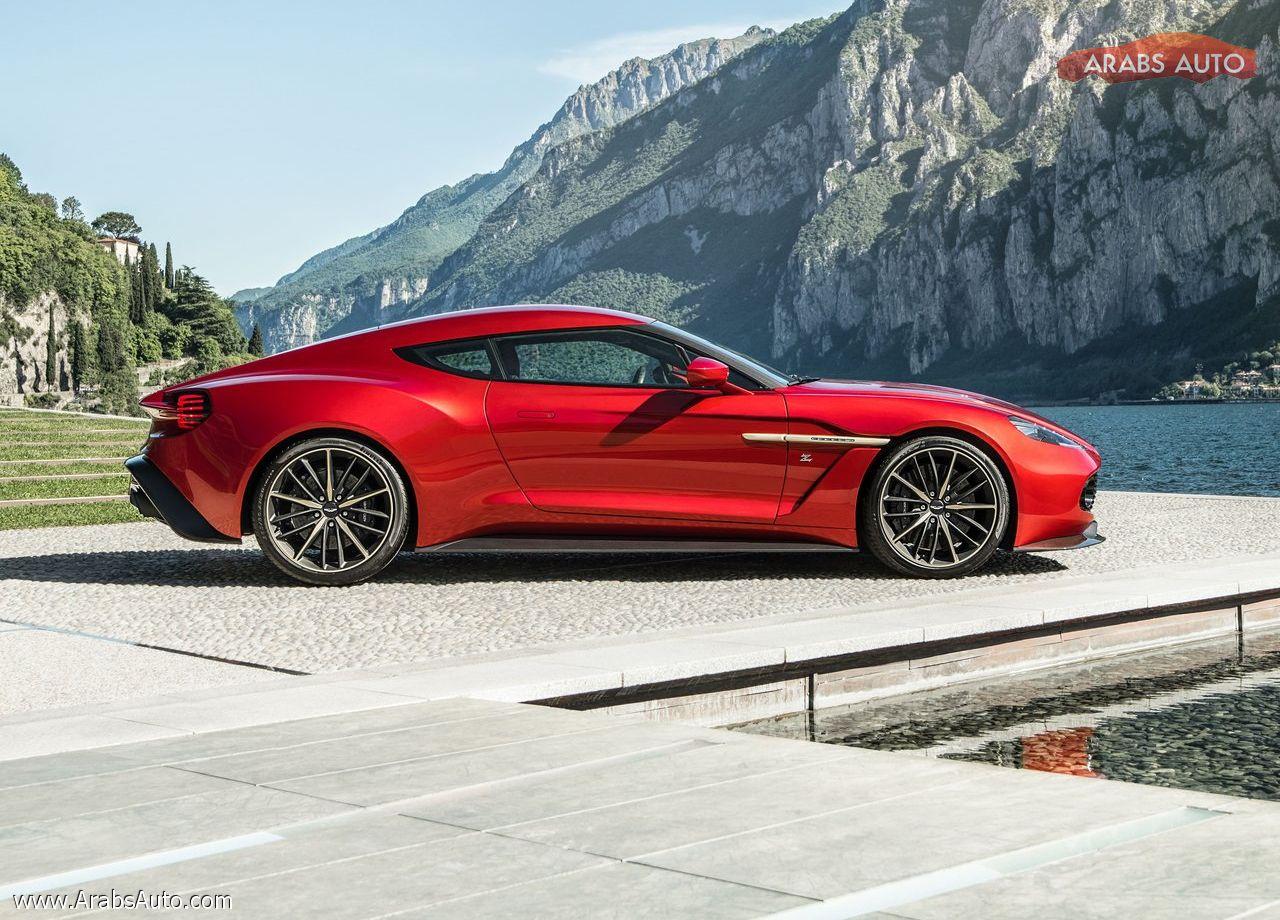 ArabsAuto Aston Martin Vanquish Zagato (2017) 8
