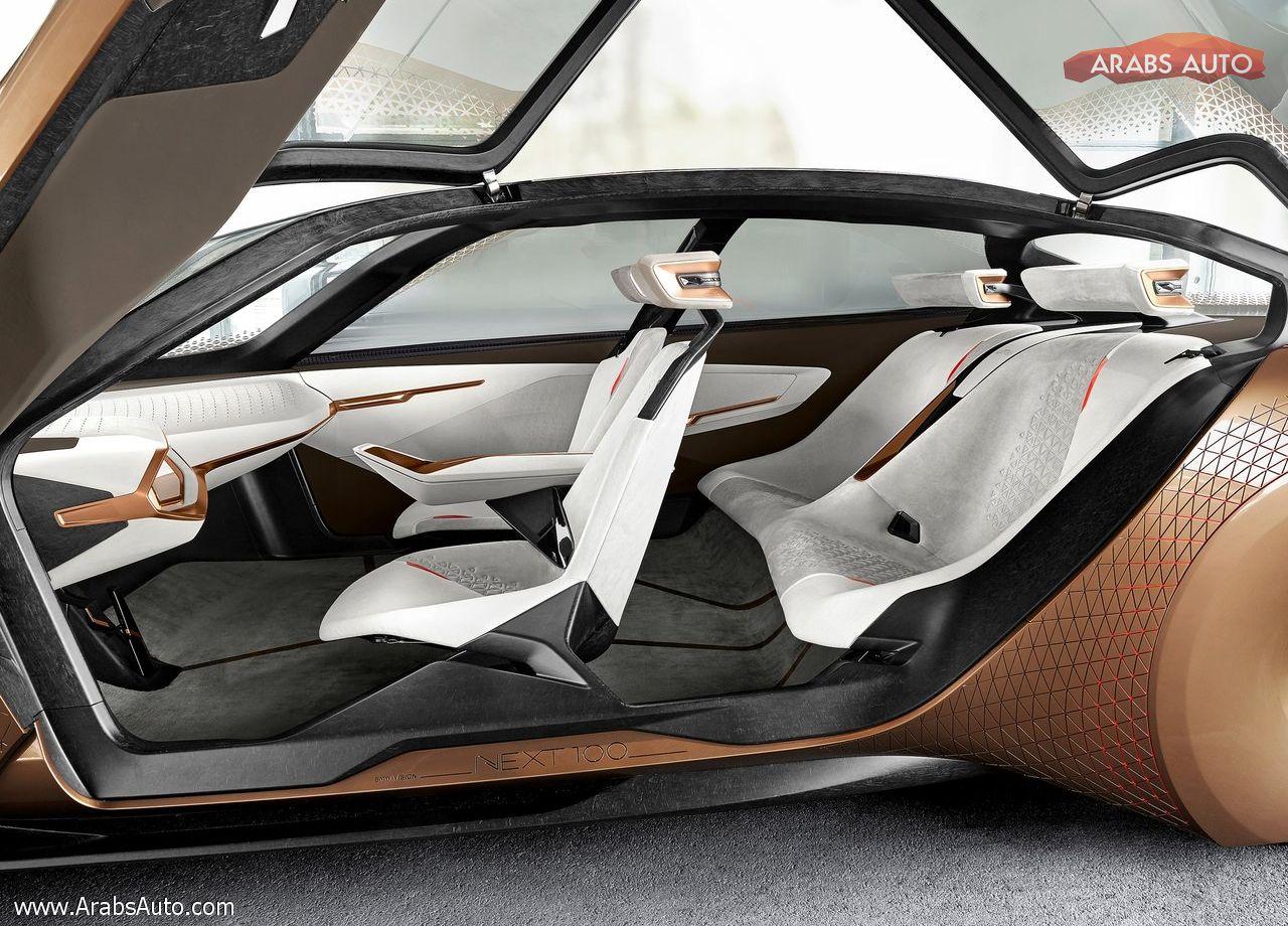 ArabsAuto BMW Vision Next 100 Concept (2016) 1