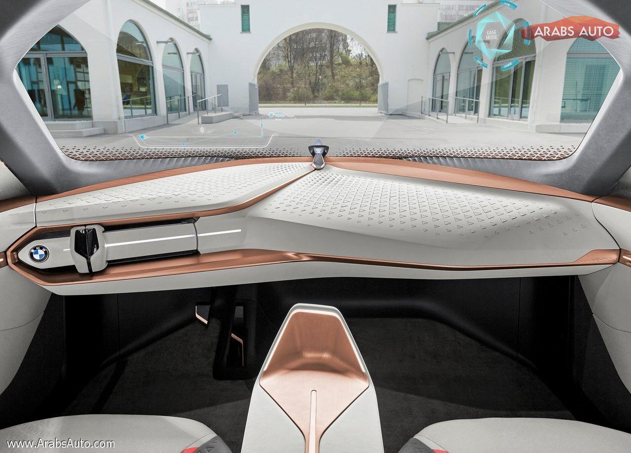 ArabsAuto BMW Vision Next 100 Concept (2016) 2