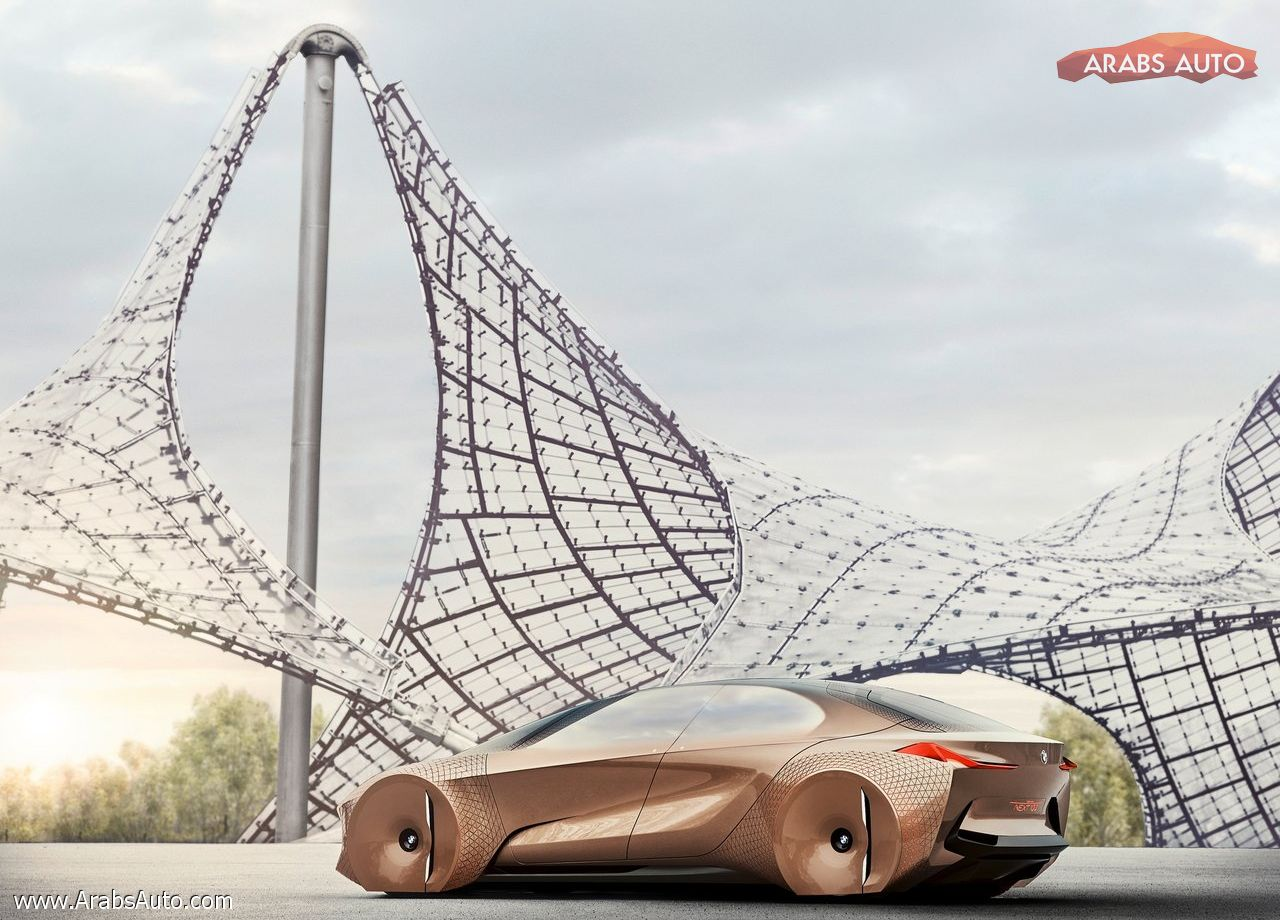 ArabsAuto BMW Vision Next 100 Concept (2016) 3