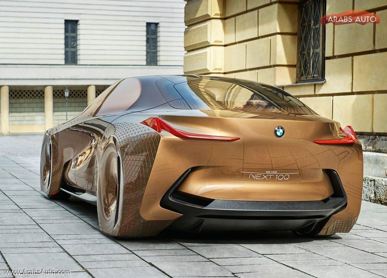 ArabsAuto BMW Vision Next 100 Concept (2016) 4