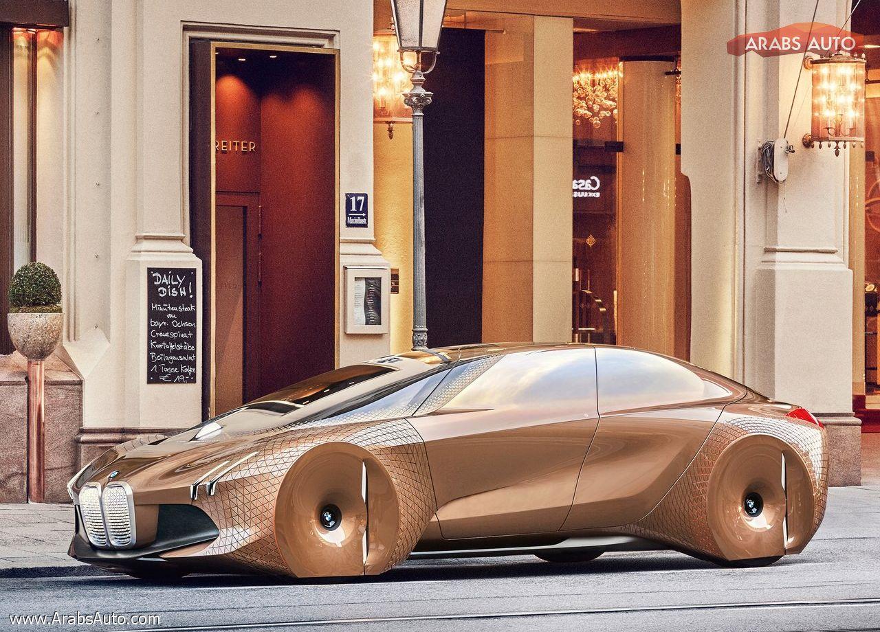 ArabsAuto BMW Vision Next 100 Concept (2016) 5