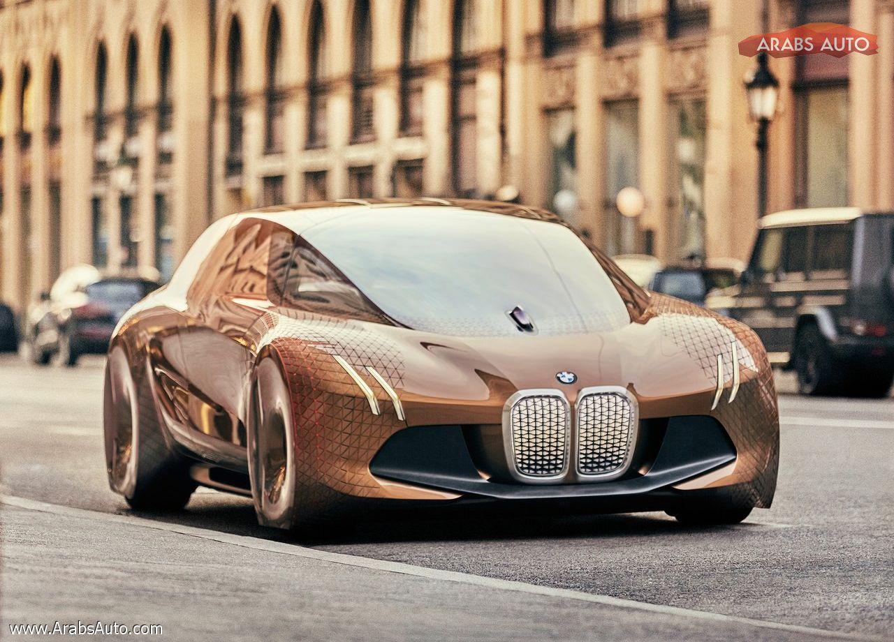 ArabsAuto BMW Vision Next 100 Concept (2016) 6