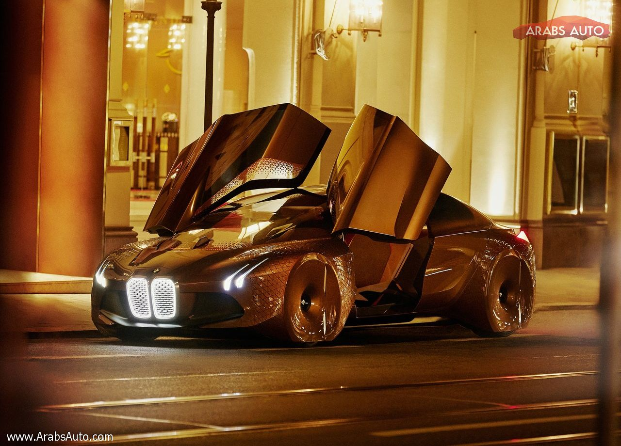 ArabsAuto BMW Vision Next 100 Concept (2016) 7