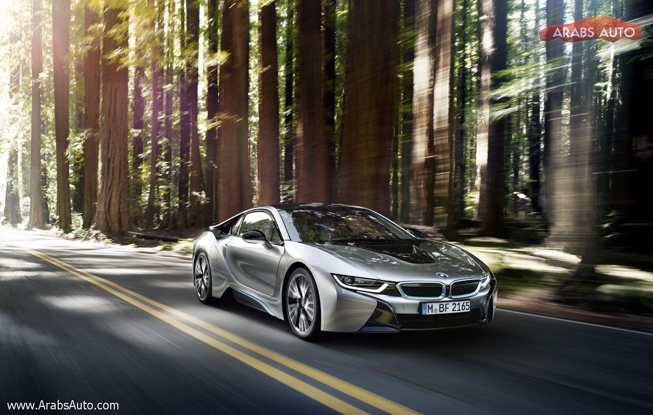 Photo of سيارة BMW i8 تفوز بجائزة أفضل محرّك لعام 2016