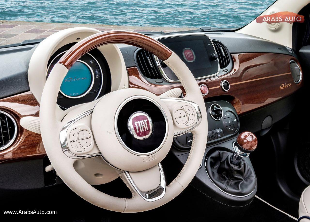 ArabsAuto Fiat 500 Riva (2017) 1