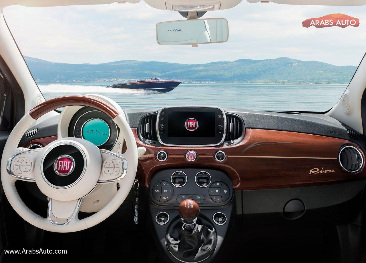 ArabsAuto Fiat 500 Riva (2017) 3