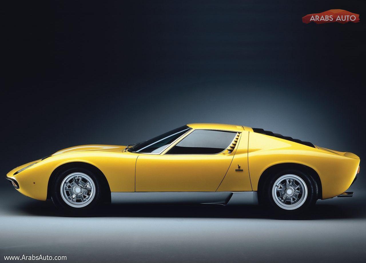 ArabsAuto Lamborghini Miura SV (1971)    1
