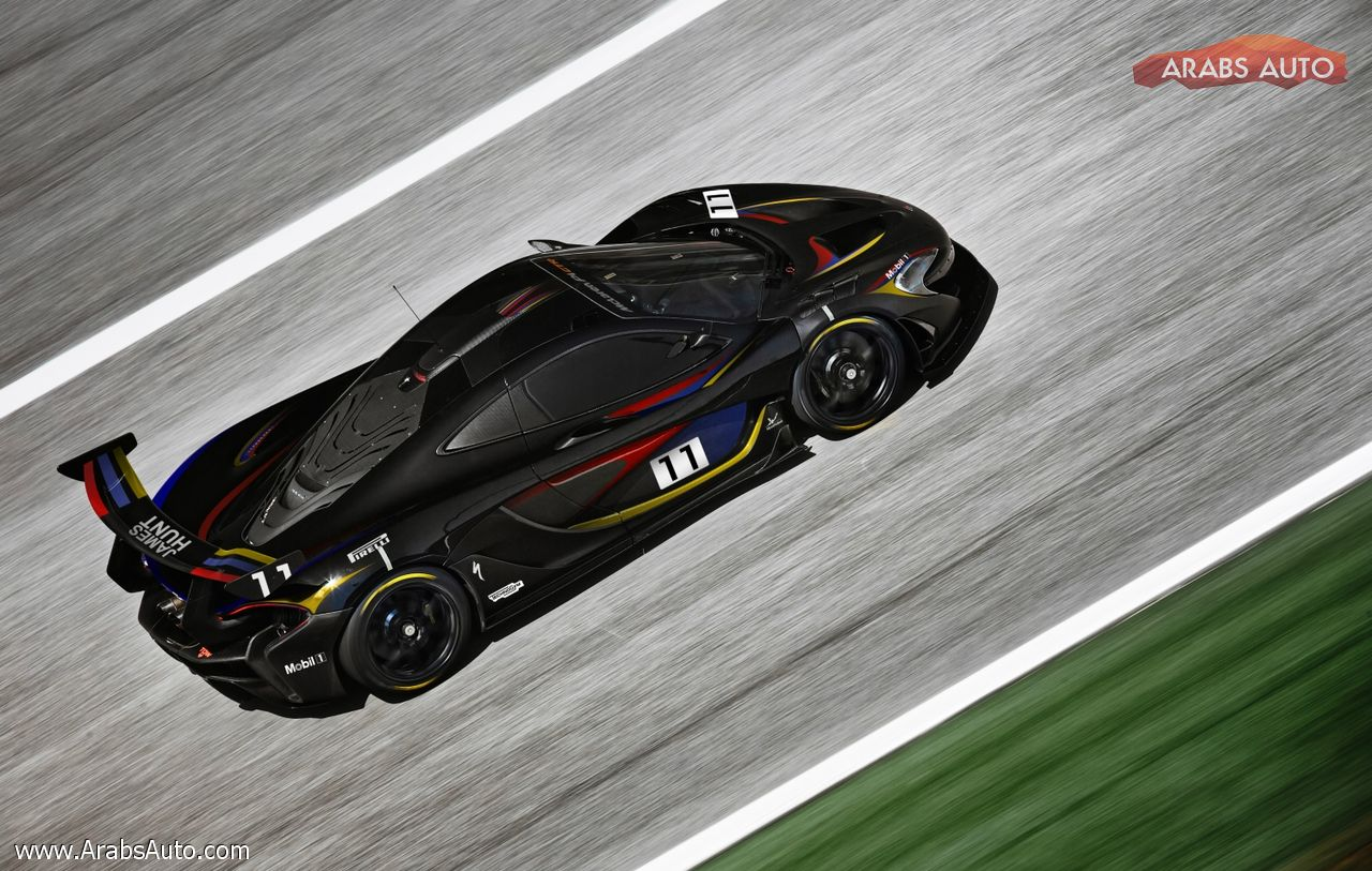 ArabsAuto McLaren P1 GTR 2016    1