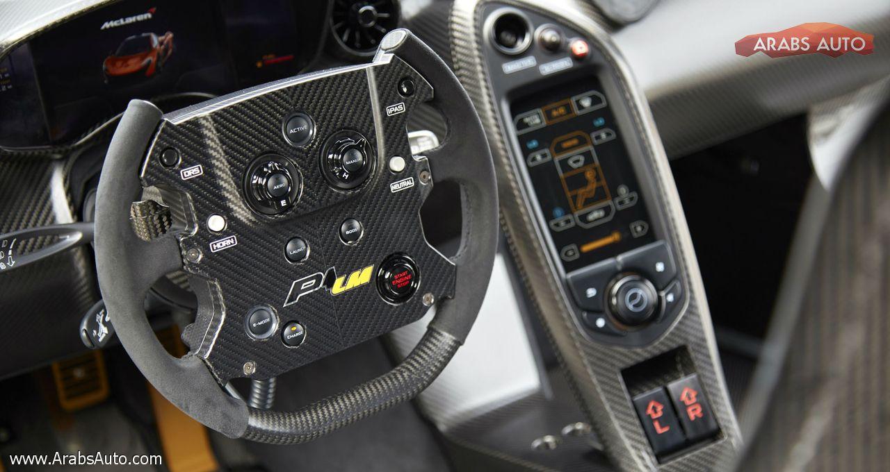 ArabsAuto McLaren P1 GTR 2016      6
