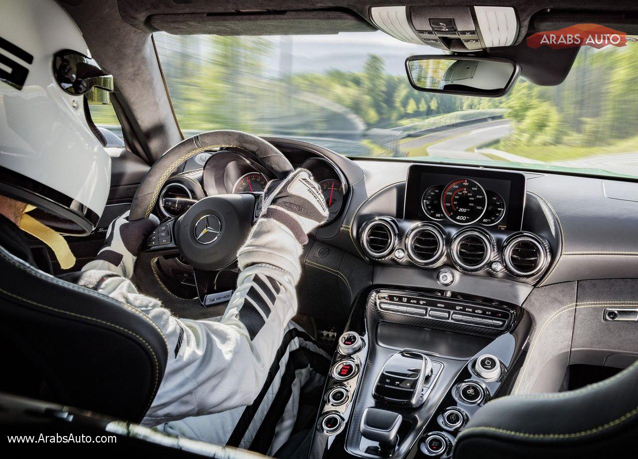 ArabsAuto Mercedes-Benz AMG GT R (2017) 3
