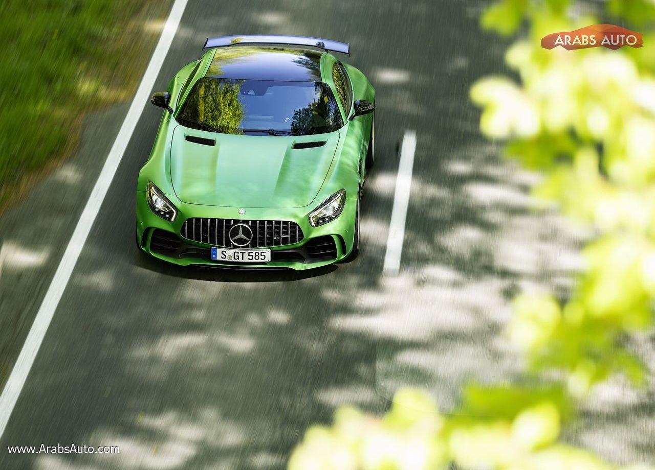 ArabsAuto Mercedes-Benz AMG GT R (2017) 5