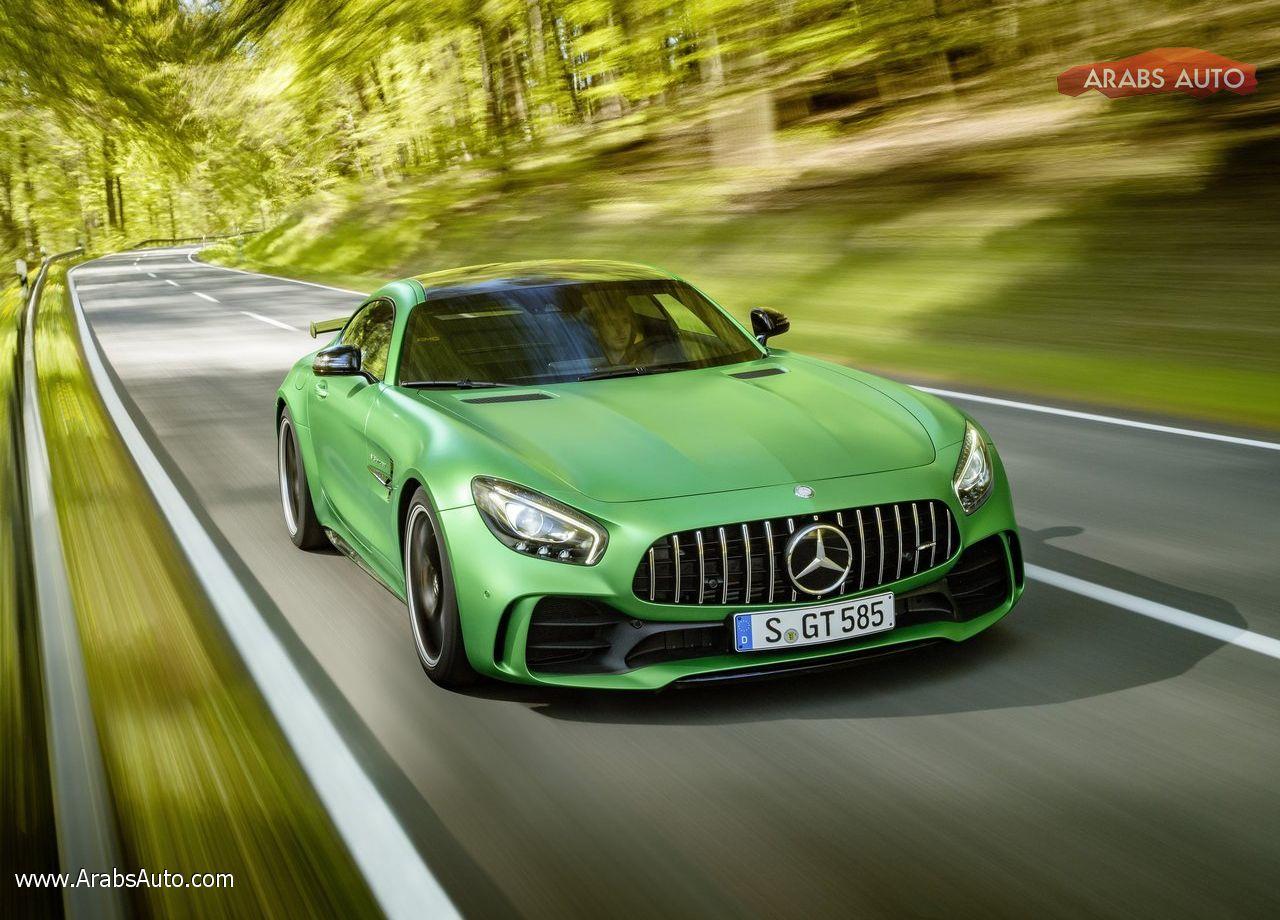 ArabsAuto Mercedes-Benz AMG GT R (2017) 9