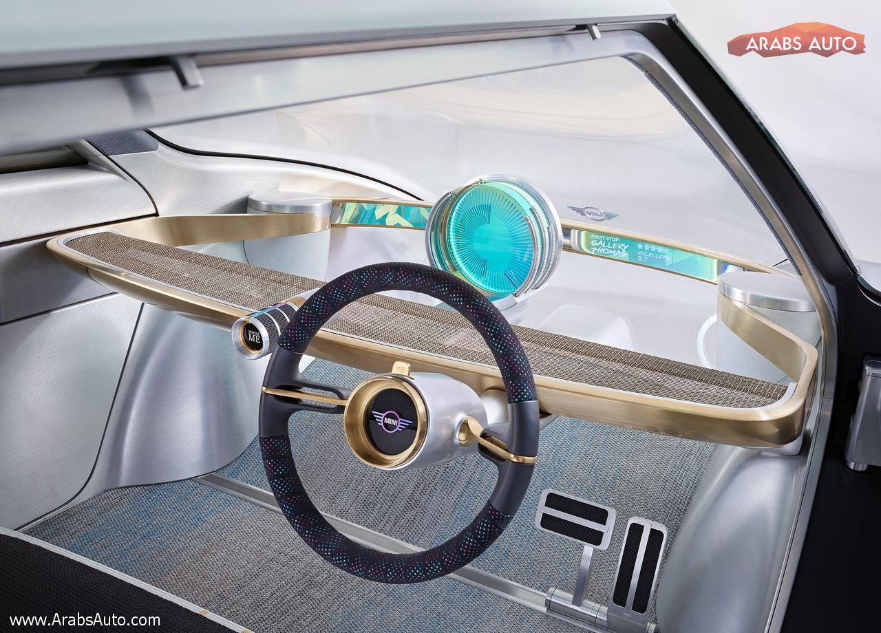 ArabsAuto Mini Vision Next 100 Concept (2016) 1
