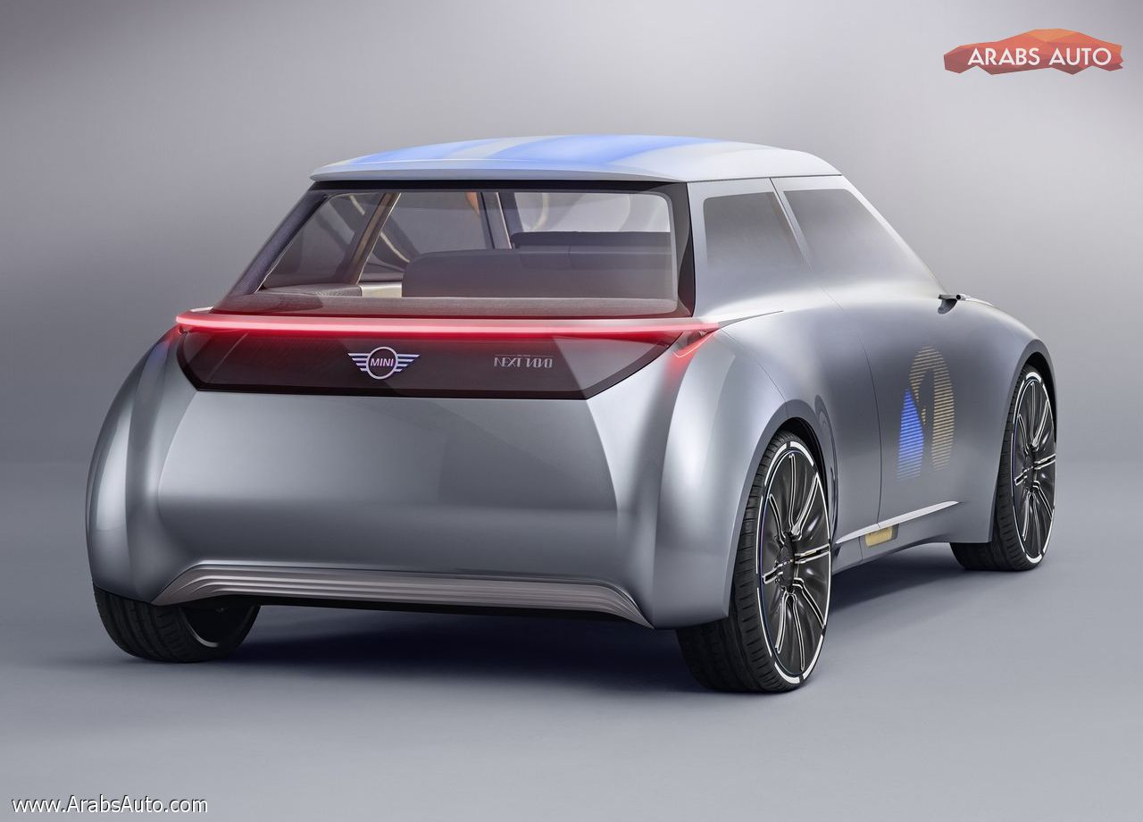 ArabsAuto Mini Vision Next 100 Concept (2016) 3