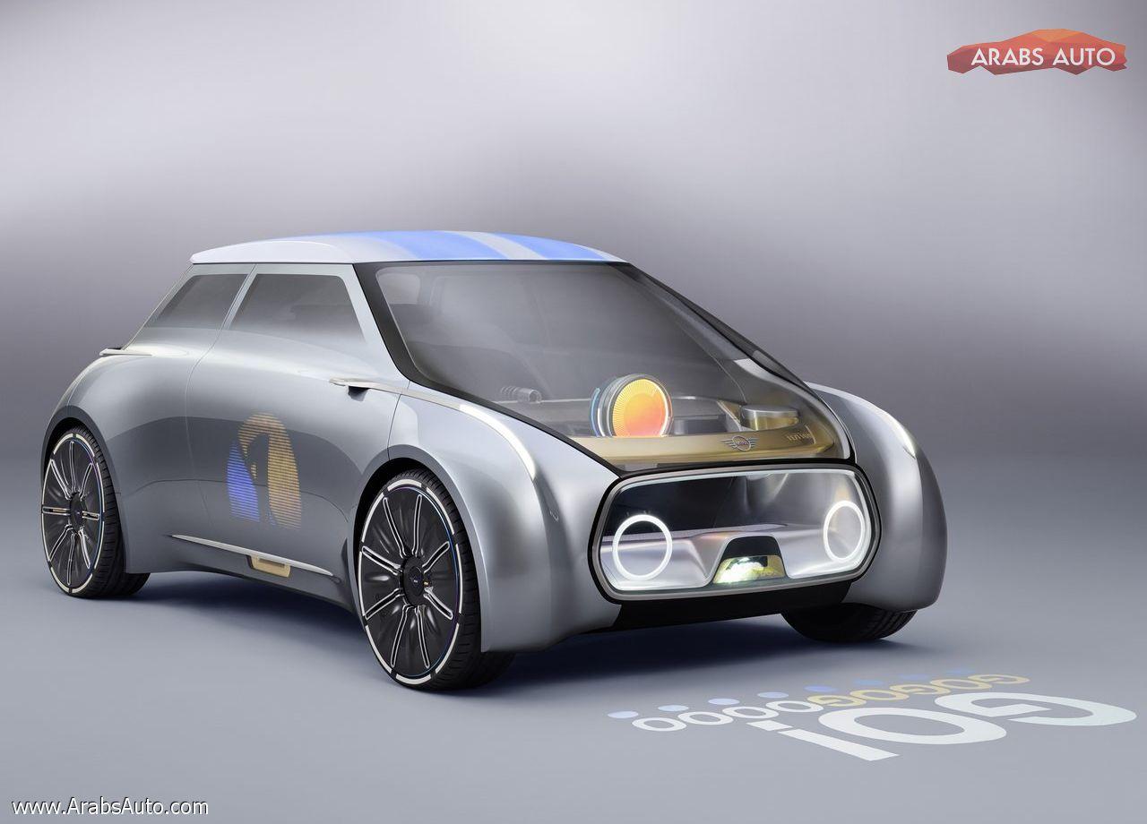 ArabsAuto Mini Vision Next 100 Concept (2016) 4