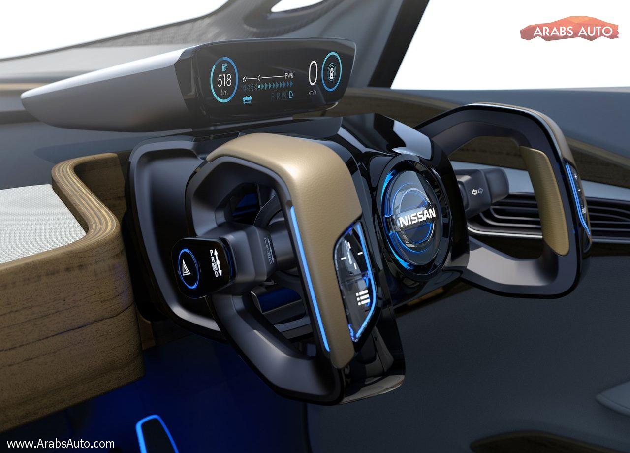 ArabsAuto Nissan IDS Concept (2015)    1