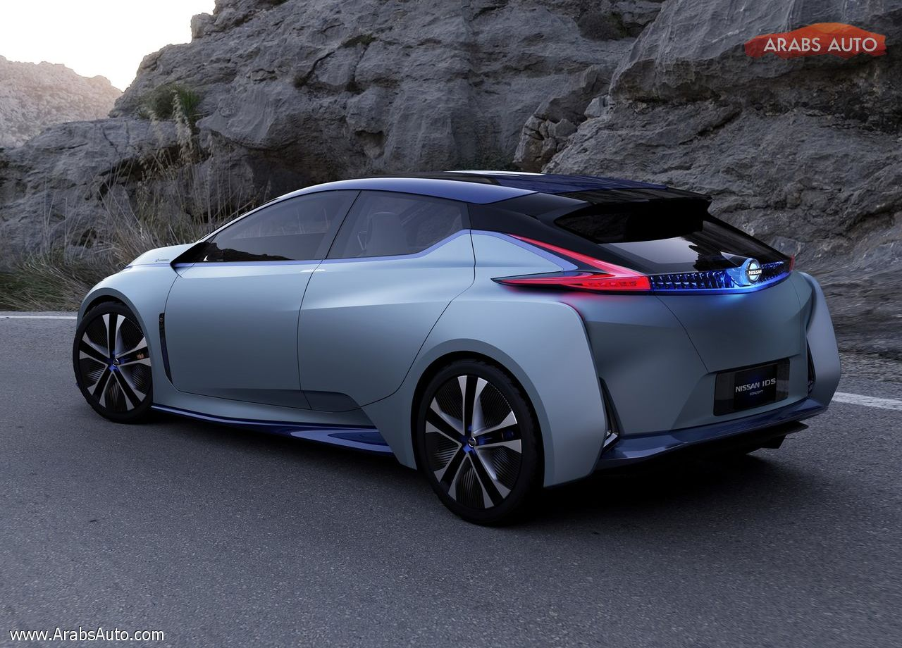ArabsAuto Nissan IDS Concept (2015)    3