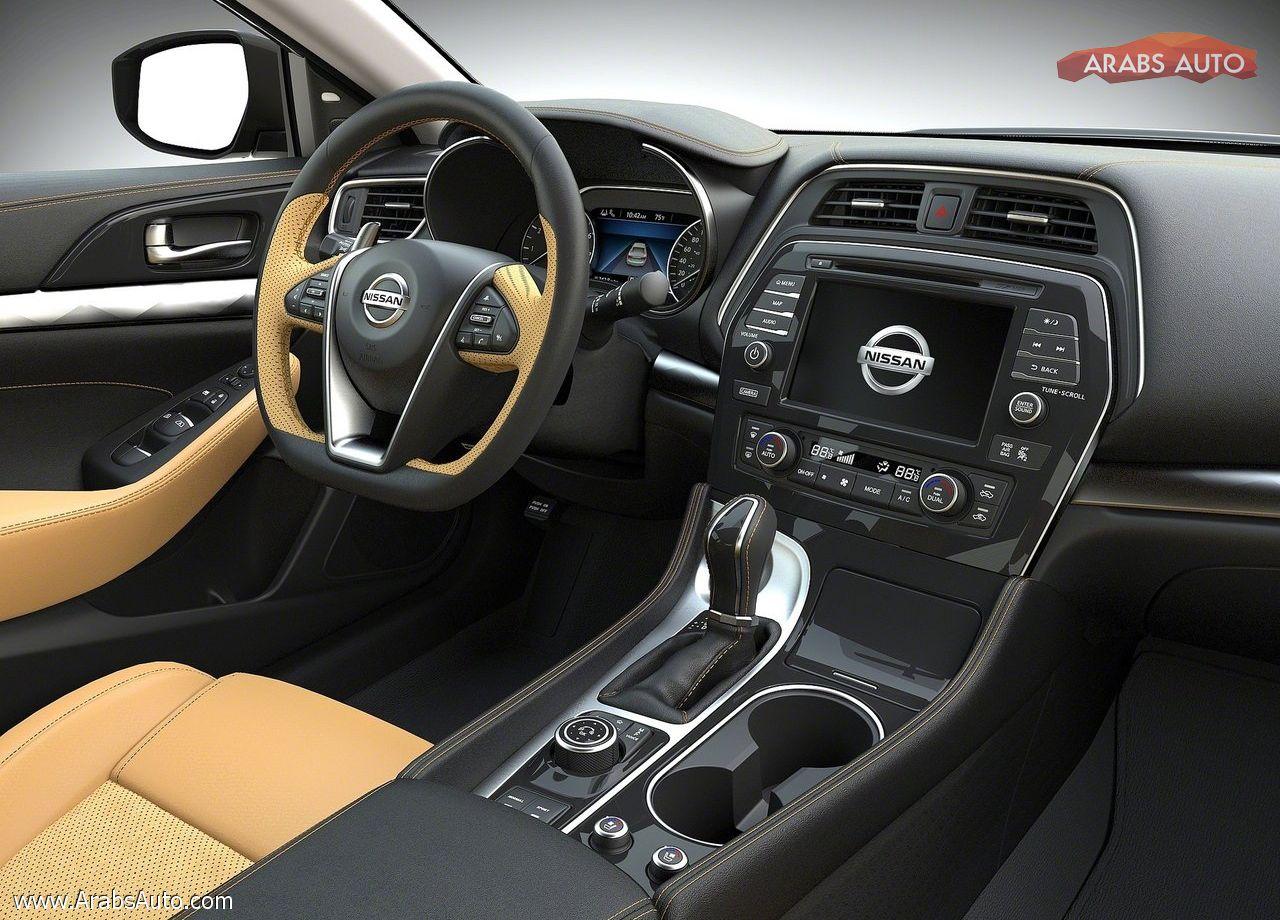 ArabsAuto Nissan Maxima (2016)    1