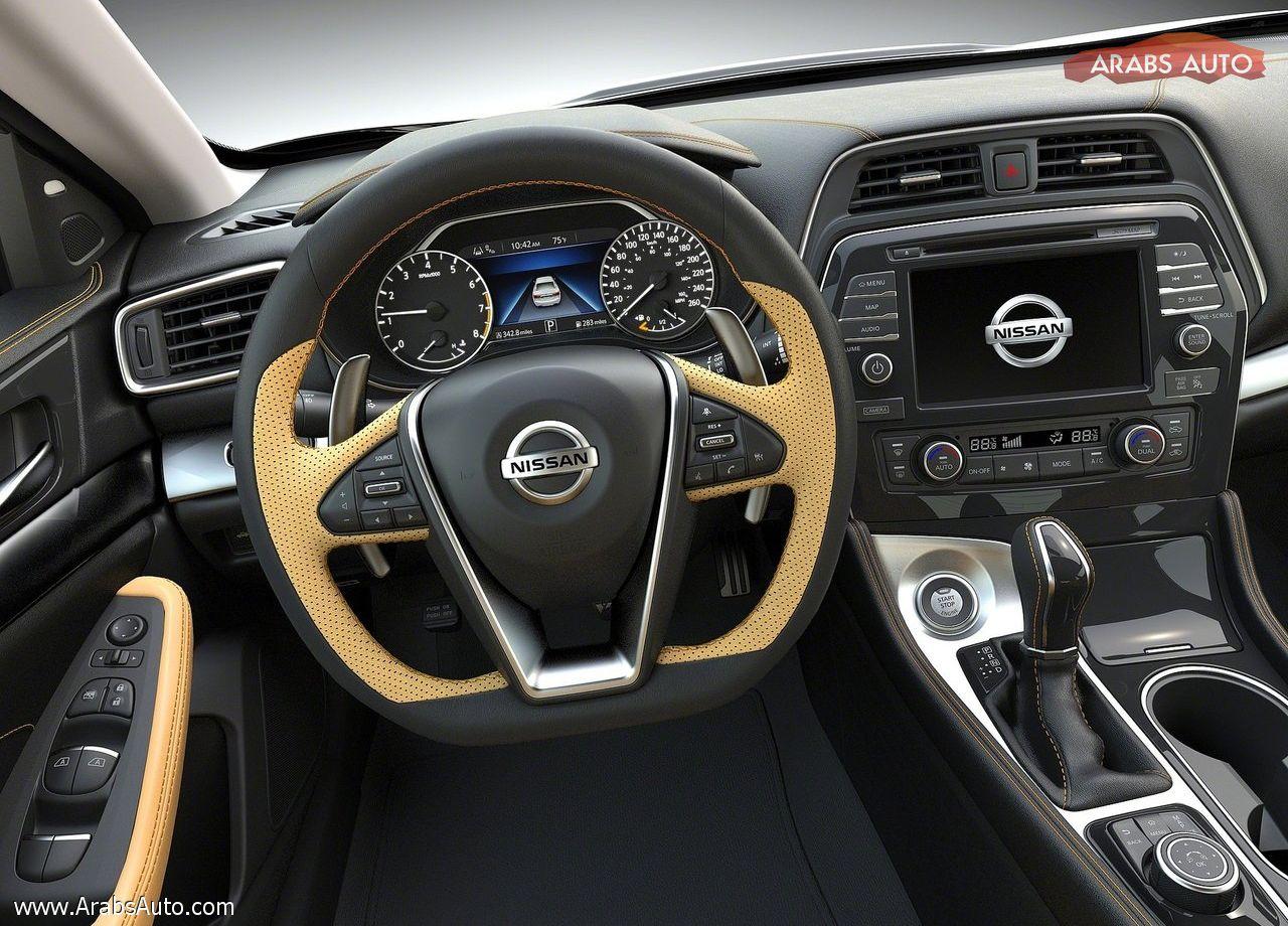 ArabsAuto Nissan Maxima (2016)    2