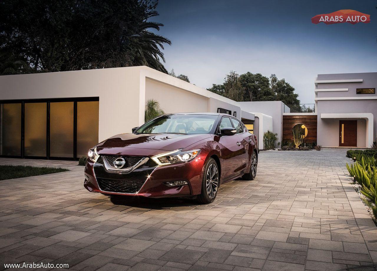 ArabsAuto Nissan Maxima (2016)    6