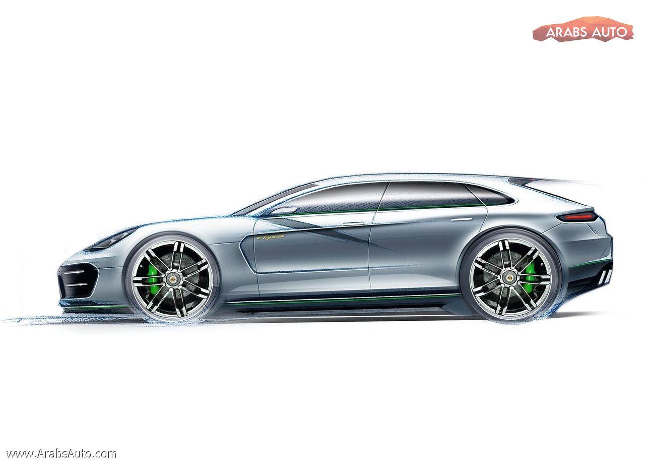 ArabsAuto Porsche Panamera Sport Turismo Concept (2012) 1