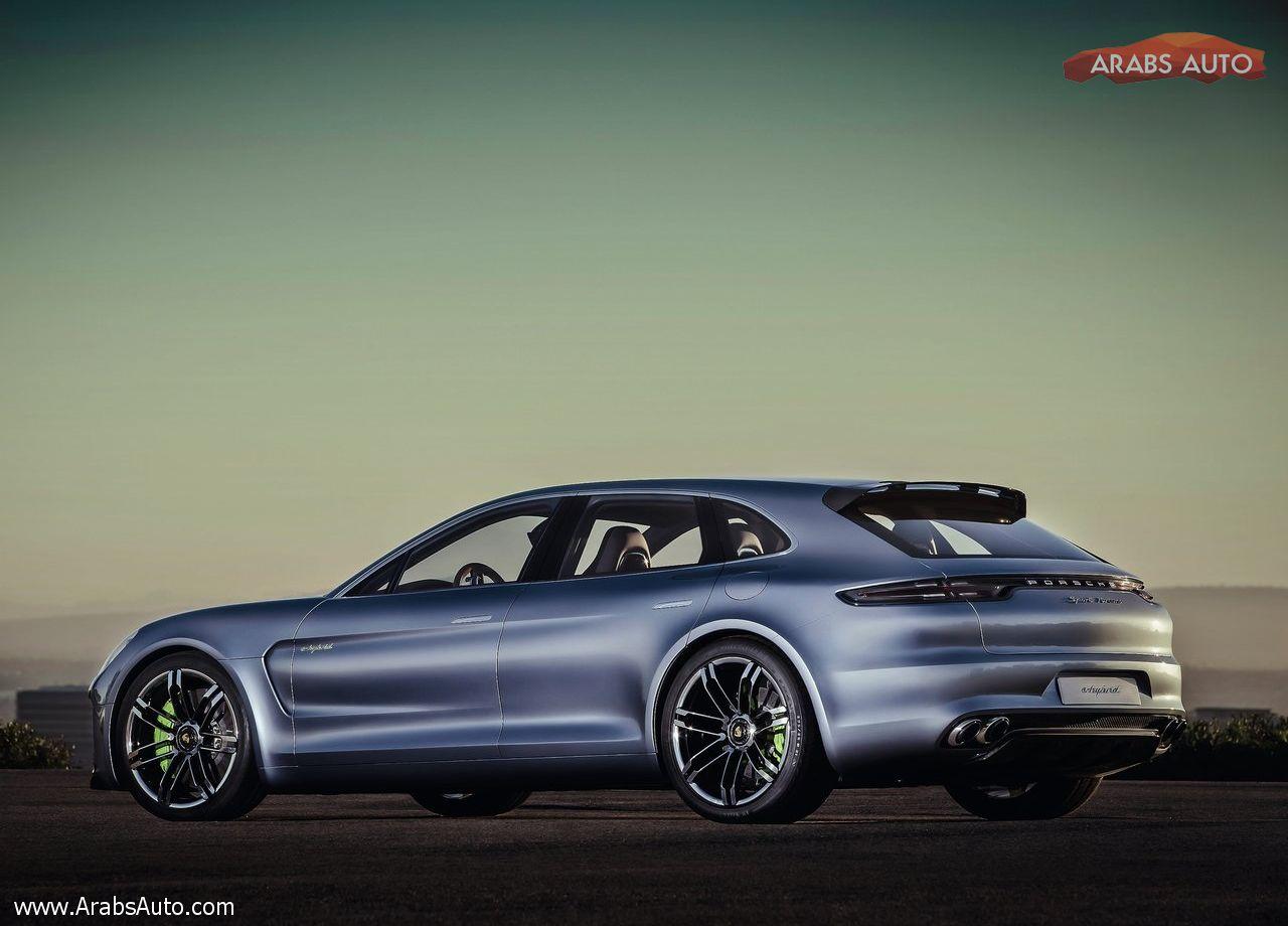 ArabsAuto Porsche Panamera Sport Turismo Concept (2012) 10