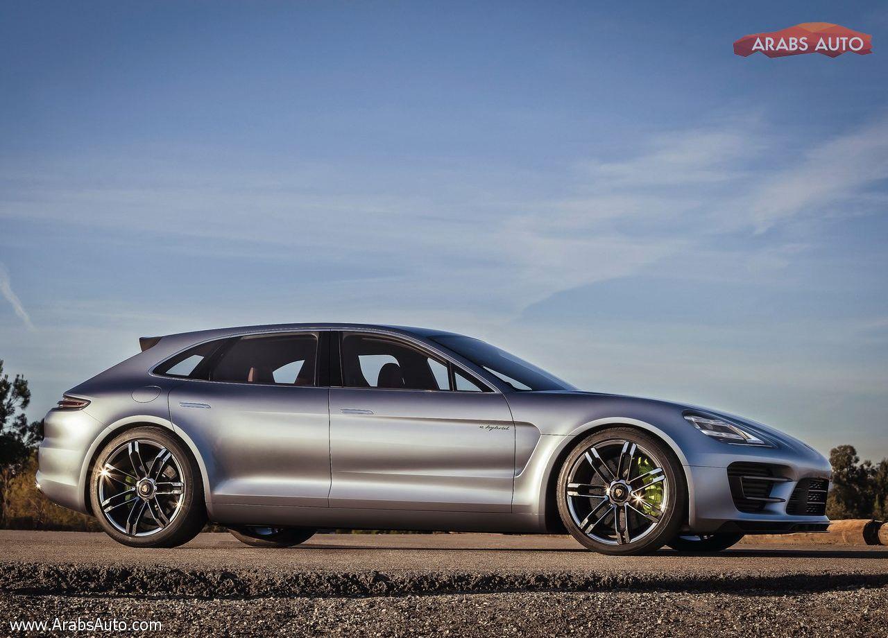 ArabsAuto Porsche Panamera Sport Turismo Concept (2012) 11