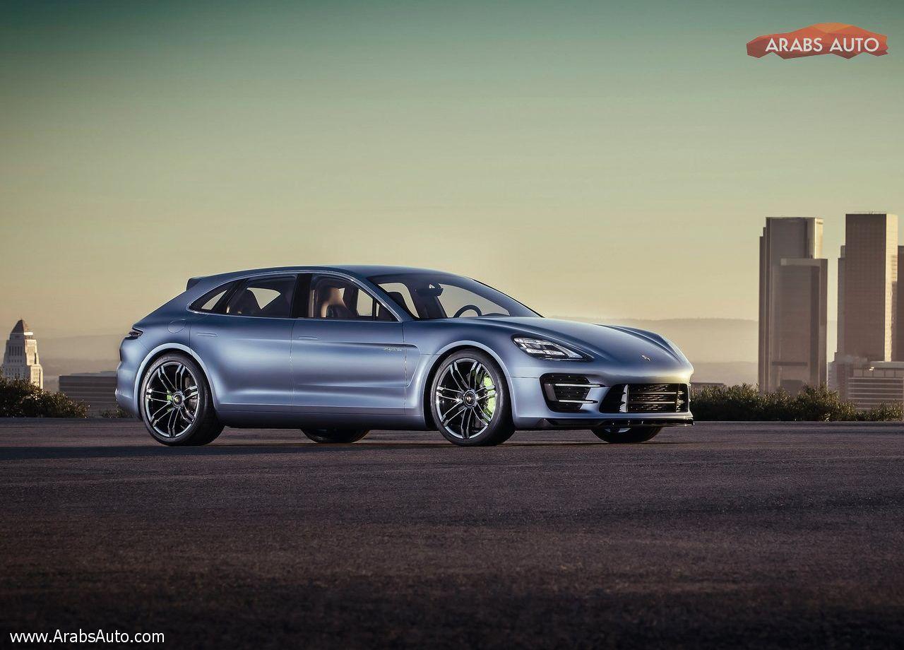 ArabsAuto Porsche Panamera Sport Turismo Concept (2012) 12