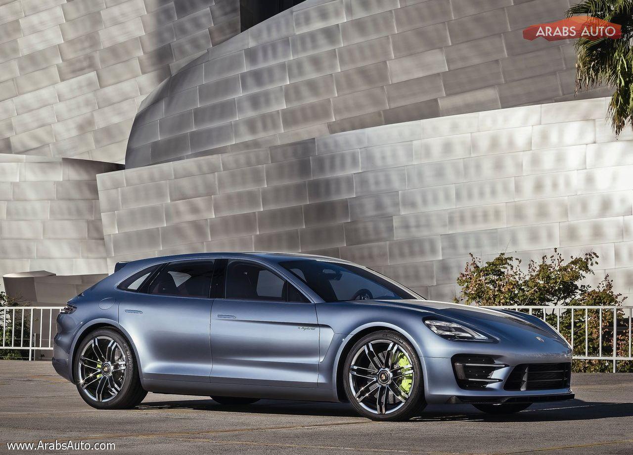 ArabsAuto Porsche Panamera Sport Turismo Concept (2012) 14