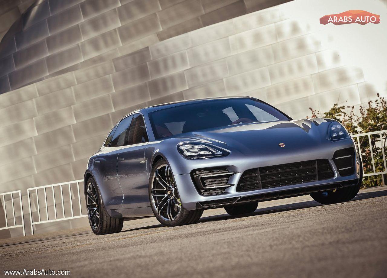 ArabsAuto Porsche Panamera Sport Turismo Concept (2012) 15