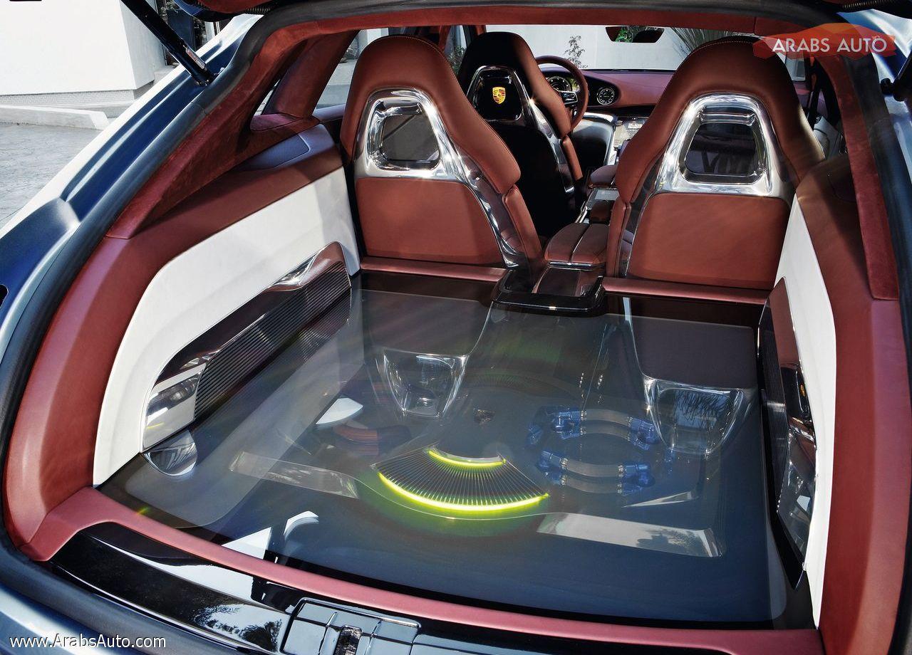ArabsAuto Porsche Panamera Sport Turismo Concept (2012) 2