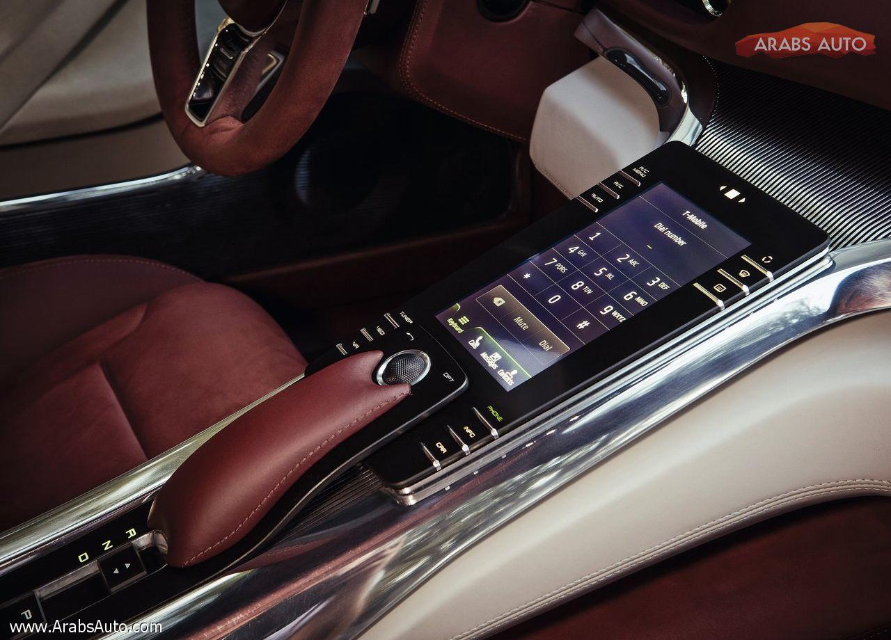 ArabsAuto Porsche Panamera Sport Turismo Concept (2012) 3