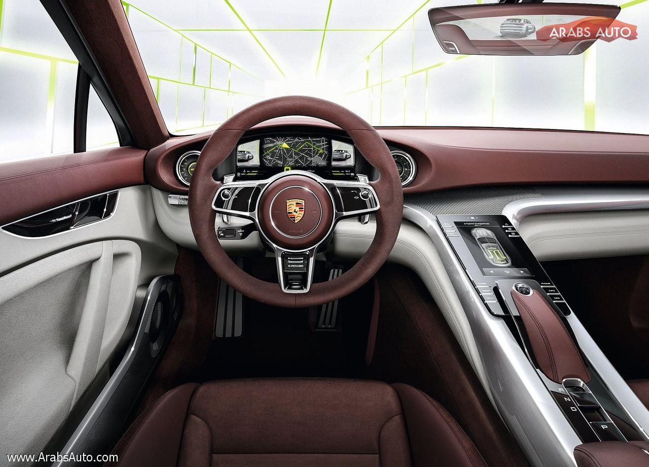 ArabsAuto Porsche Panamera Sport Turismo Concept (2012) 5