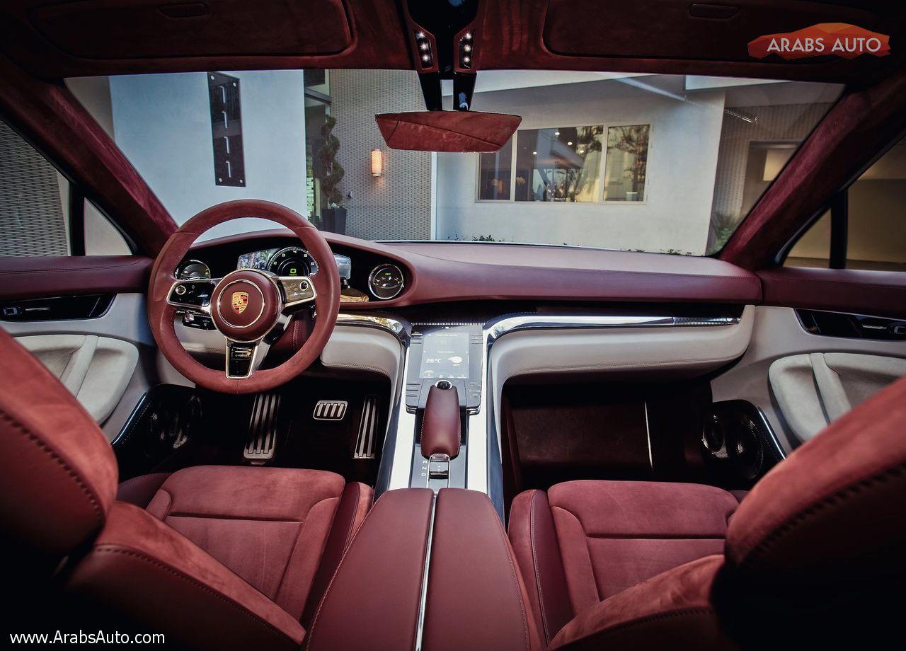 ArabsAuto Porsche Panamera Sport Turismo Concept (2012) 6