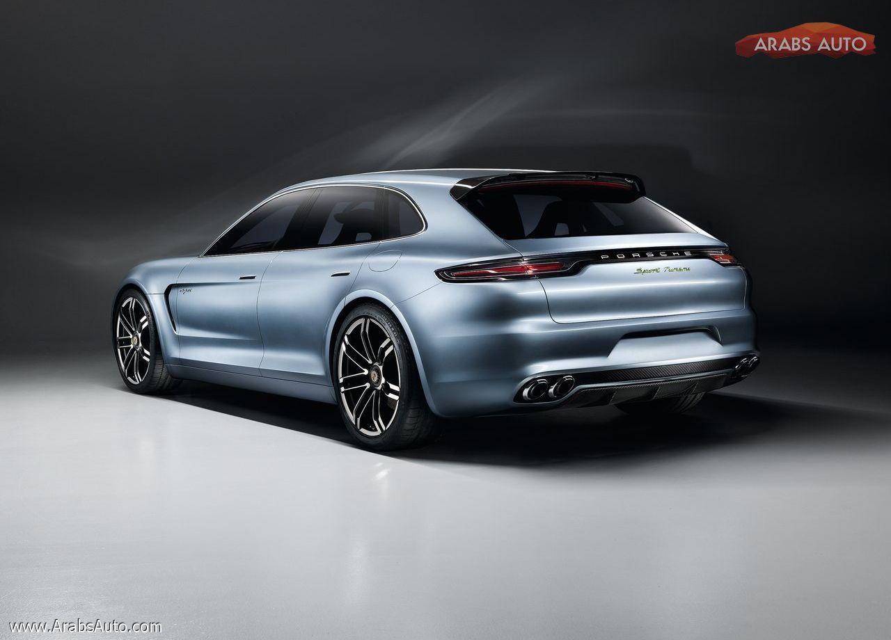 ArabsAuto Porsche Panamera Sport Turismo Concept (2012) 7