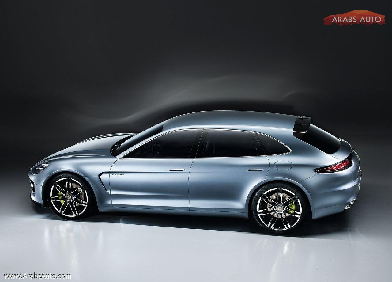 ArabsAuto Porsche Panamera Sport Turismo Concept (2012) 8