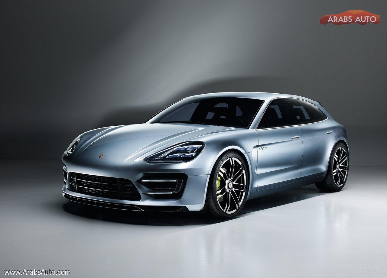 ArabsAuto Porsche Panamera Sport Turismo Concept (2012) 9
