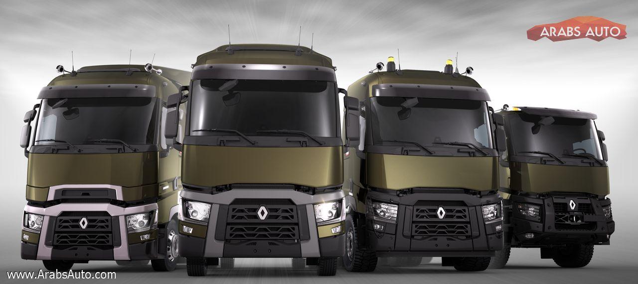 ArabsAuto Renault Trucks 2016 1