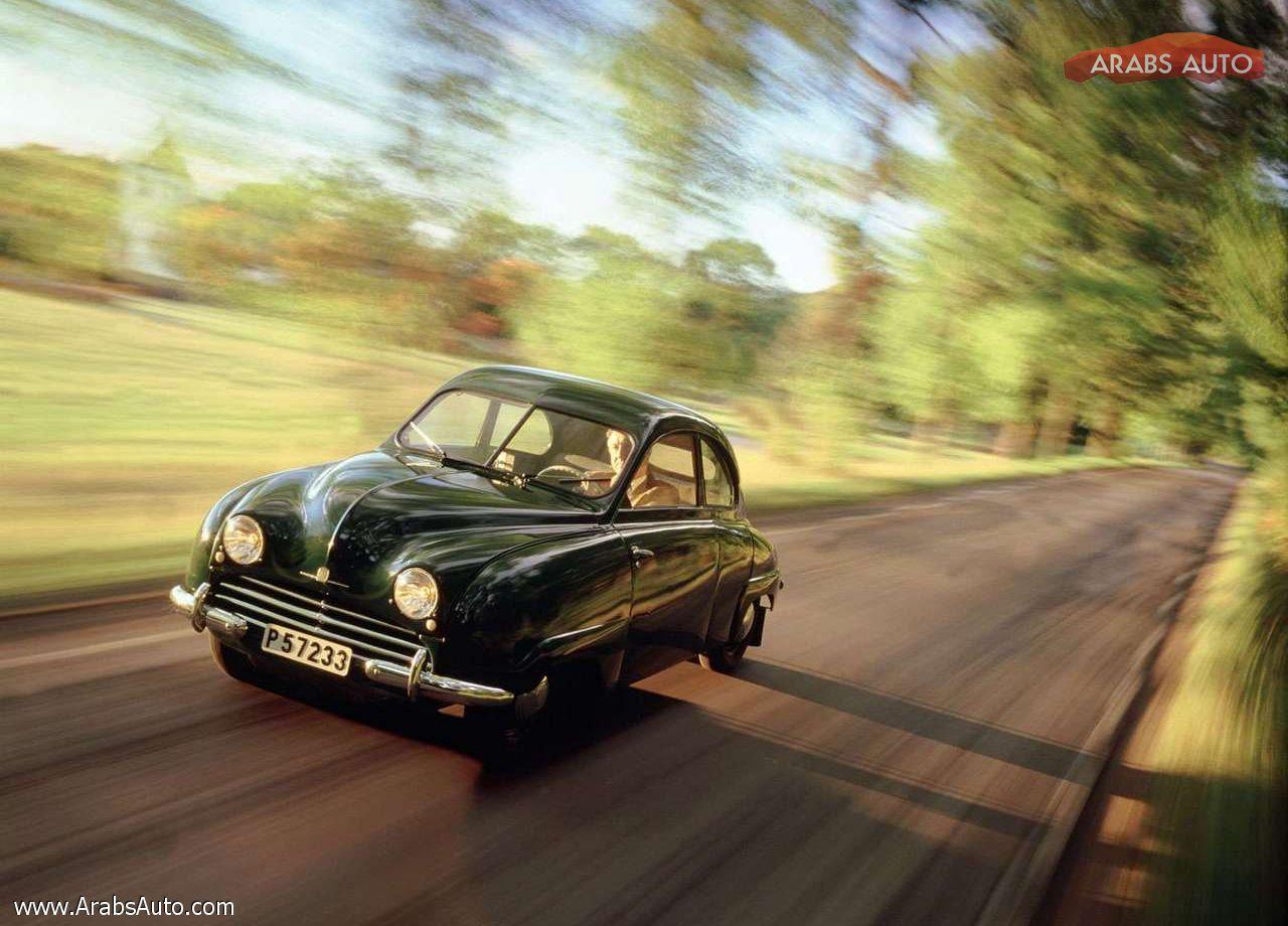Saab 92 1950