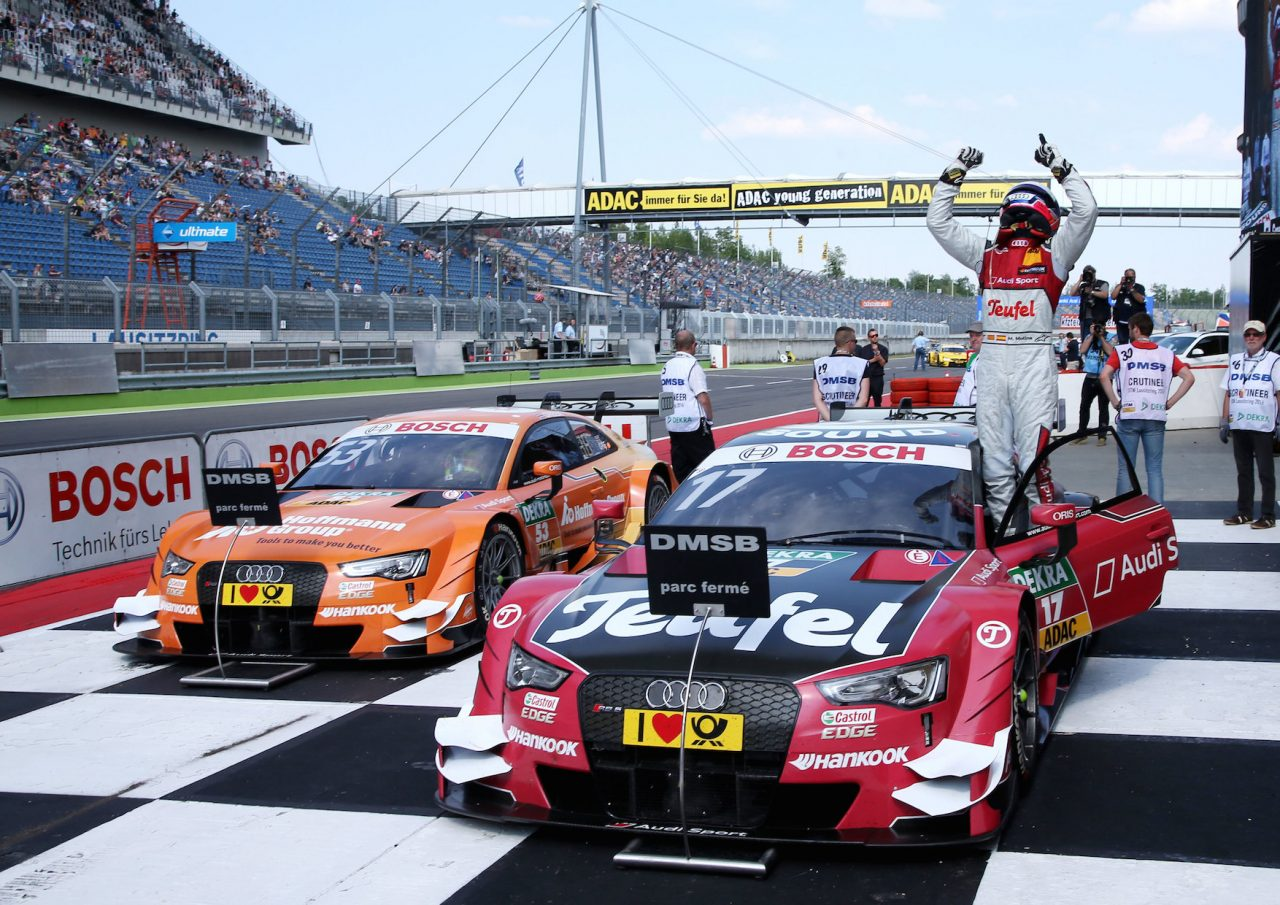 Photo of اسبوع حافل بالانتصارات لـ Audi Sport