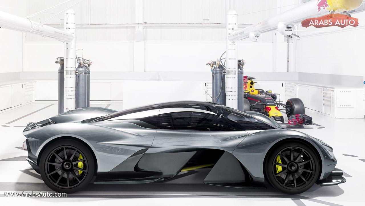 Photo of أستون مارتن و ريد بول للسباقات يكشفان عن سيارة خارقة جديدة