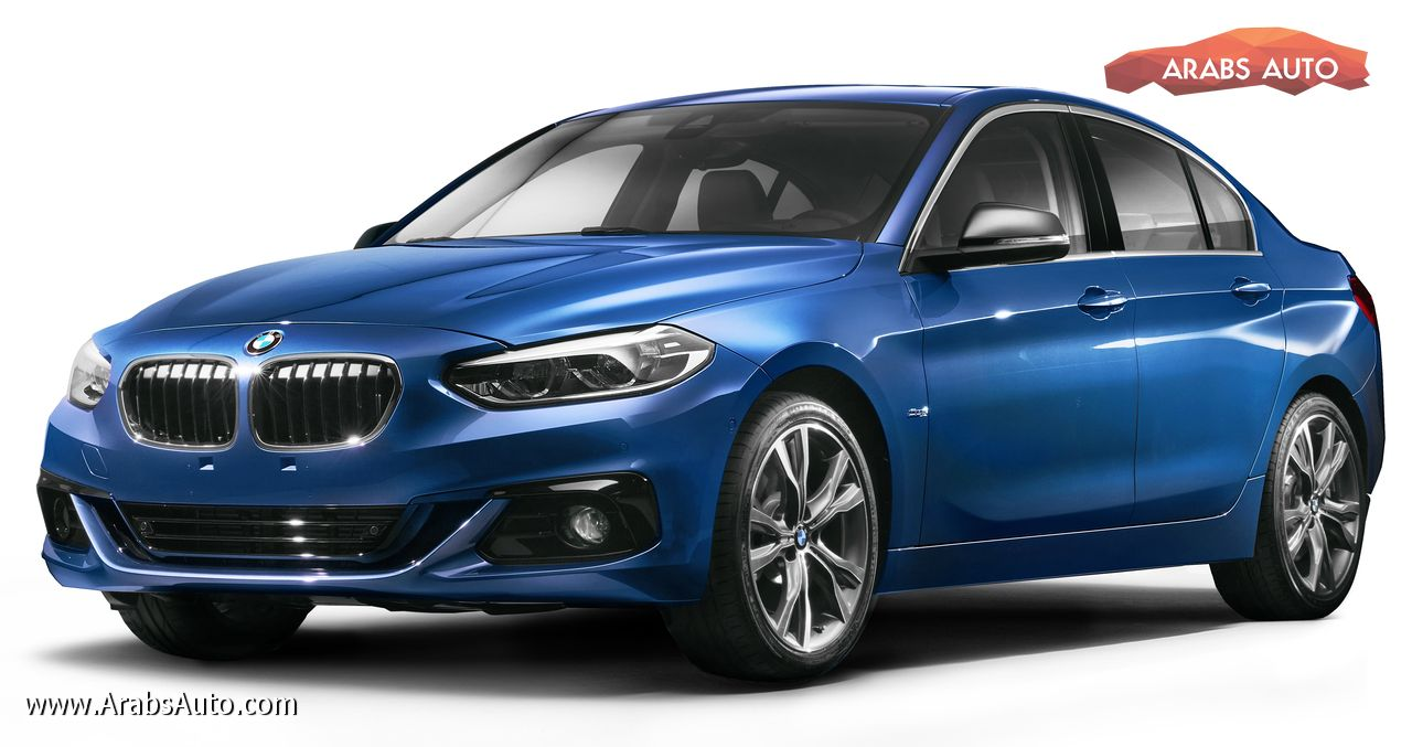 ArabsAuto BMW 1 Series Sedan 1