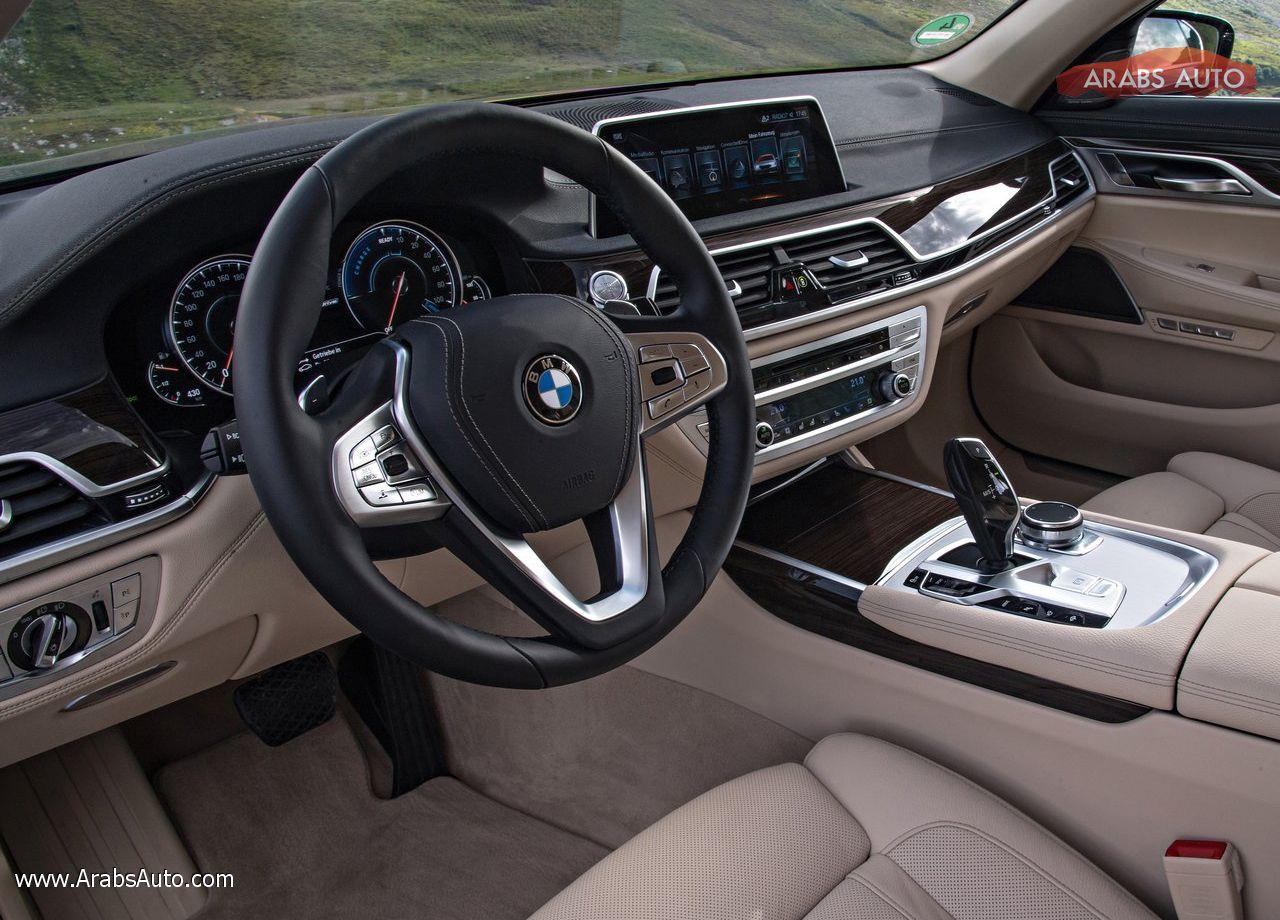 ArabsAuto BMW 740Le xDrive iPerformance (2017) 2