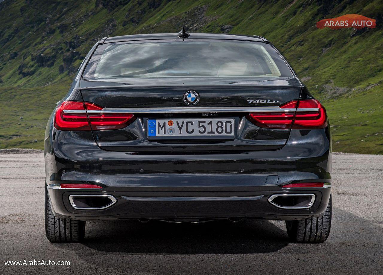 ArabsAuto BMW 740Le xDrive iPerformance (2017) 3